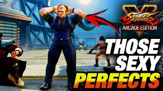 Download SFV AE * Those Sexy Perfects Lol / Cody Highlights Video