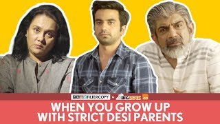 Download FilterCopy | When You Grow Up With Strict Desi Parents | Ft. Ayush Mehra, Deepika Amin and Rituraj Video