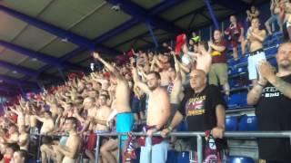 Download Sparta Praha fans singing Video