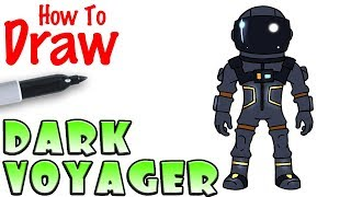 Download How to Draw the Dark Voyager | Fortnite Video