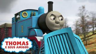 Download Thomas e seus Amigos: Thomas perde seu limpador de neve Video