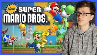 Download New Super Mario Bros. (Series) | What's New is Old - Scott The Woz Video