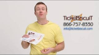 Download Print-at-Home e-tickets from TicketBiscuit Video