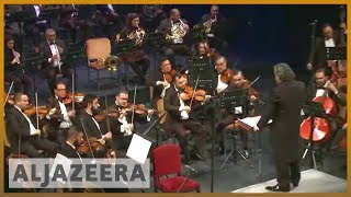 Download 🇮🇶 Iraq's top musicians continue performing despite unpaid wages   Al Jazeera English Video
