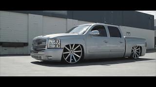 Download Dub Wheels ″Shot Calla″ Chevy Silverado Video