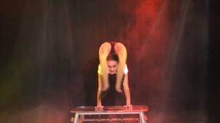 Download Alina, The show Burlesque, contortion Video