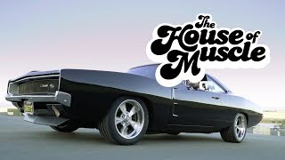 Download Series Premiere! The House Of Muscle Garage - The House Of Muscle Ep. 1 Video