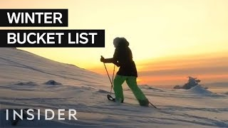 Download 7 Destinations To Add To Your Winter Bucket List Video