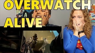 Download Overwatch Animated Short Alive (Reaction 🔥) Video