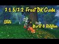 Download 7.1.5/7.2 Frost DK General Guide Video