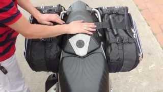 Download Masterbag | Instalación Alforjas | Yamaha FZ 16 Video