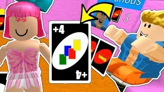 Download Roblox: UNO CHALLENGE!! - WHO IS THE BEST?!? Video