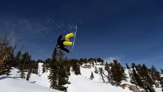 Download Jeremy Jensen - Pinball Alley Snowboard Session - Excerpt from Powder-Day Saints, The Second Coming Video