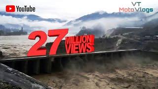 Download During Kedarnath Tragedy, Dam Overflow in Srinagar Garhwal Uttrakhand 2013. Video