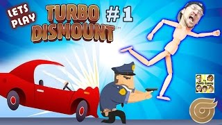 Download Lets Play TURBO DISMOUNT! FGTEEV Duddy Runs from the Cops! (Part 1 Gameplay) Video