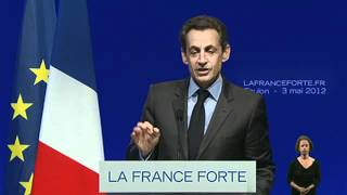 Download Discours de Nicolas Sarkozy à Toulon Video