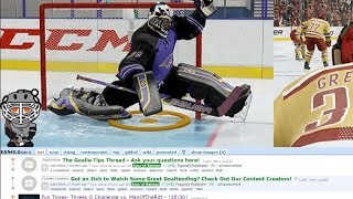 Download EA NHL GOALIE SUBREDDIT! r/EANHLGOALIE by Popeskill Video