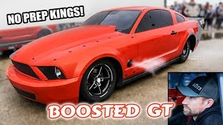 Download BOOSTED GT! STREET OUTLAWS! NO PREP KINGS! SMALL TIRE CLASS! RT66! Video