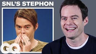 Download Bill Hader Breaks Down His Most Iconic Characters | GQ Video