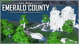 Download Cities: Skylines - Emerald County   Part 1 Video