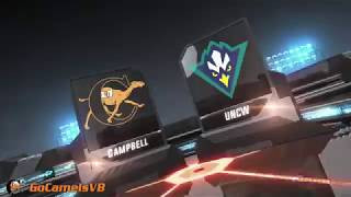 Download Campbell Volleyball vs. UNCW - 9/5/17 Video