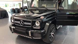 Download Mercedes Benz G63 AMG 2018 We are going to receive the car from the German factory .... Video