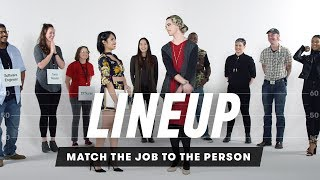 Download Match the Job to the Person | Lineup | Cut Video