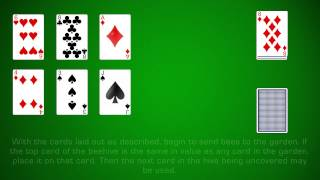 Download How To Play Beehive Solitaire Video