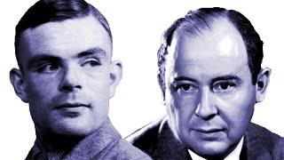Download Turing and von Neumann - Professor Raymond Flood Video