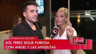 Download Sol Pérez sigue enojada con Ángel por haber mostrado fotos de ella en la facultad Video