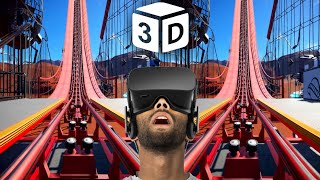Download VR Video 3D VR Roller Coaster 3D SBS Star Wars VR for VR BOX 3D not 360 VR Video