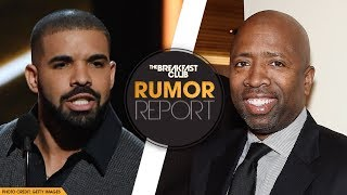 Download Kenny Smith Roasts Drake For Ghost Writing at NBA Awards Video