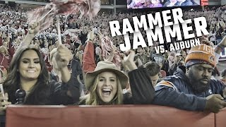 Download Watch Bryant-Denny explode 'Rammer Jammer' after the 2016 Iron Bowl Video