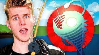 Download DEEP SEA ANGLER FISHING! (Cat Goes Fishing) Video
