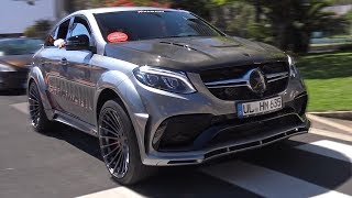 Download 680HP HAMANN Mercedes-AMG GLE63 S! Lovely Exhaust Sounds! Video