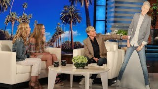 Download Teen Who Couldn't Stop Talking About Ellen While Under Anesthesia Visits Show Video