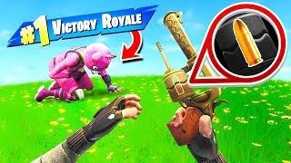 Download ONE IN THE CHAMBER *NEW* Gamemode In Fortnite Battle Royale Video