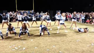 Download BHS 2013 Homecoming Cheer/Football Players Video