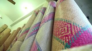 Download Traditional art of Shital Pati weaving of Sylhet Video