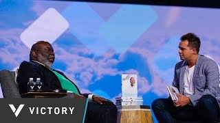 Download TD Jakes and Paul Daugherty Interview - Your Time To Soar Video