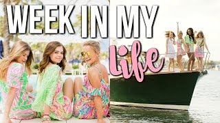 Download WEEK IN MY LIFE: Palm Beach w/ Lilly Pulitzer Video