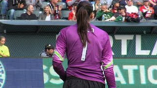Download HIGHLIGHTS: Hope Solo Shines Against Portland Video