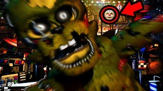 Download 50+ ANIMATRONICS ATTACK! (INSANITY) - Five Nights at Freddys Ultimate Custom Night (DEMO GAMEPLAY) Video