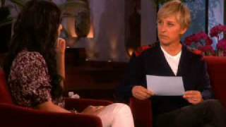 Download Vanessa Hudgens talks about Zac - The Ellen DeGeneres Show Video