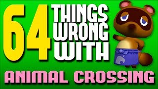 Download 64 Things WRONG With Animal Crossing (PARODY) Video