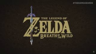 Download Zelda: Breath of the Wild Gameplay - Game Awards 2016 - 1080p Video