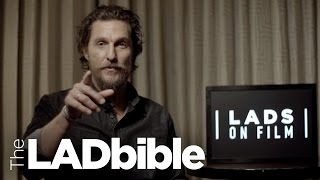 Download Matthew McConaughey wants to do another season of True Detective Video