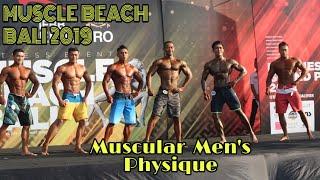 Download MUSCLE BEACH BALI 2019 : Muscular Men's Physique Video