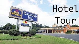 Download It's Hotel Tour Time! Best Western Radford Inn - Radford, VA Video
