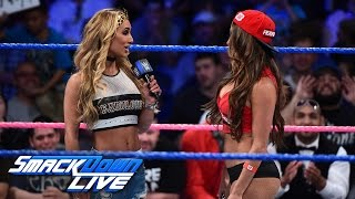 Download Carmella says John Cena is the only reason Nikki Bella is a success: SmackDown LIVE, Oct. 18, 2016 Video